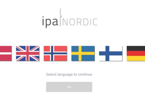 IPA Analyserne nu tilgængelig på 6 sprog