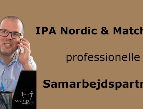MatchMind: IPA Nordic er en langvarig samarbejdspartner